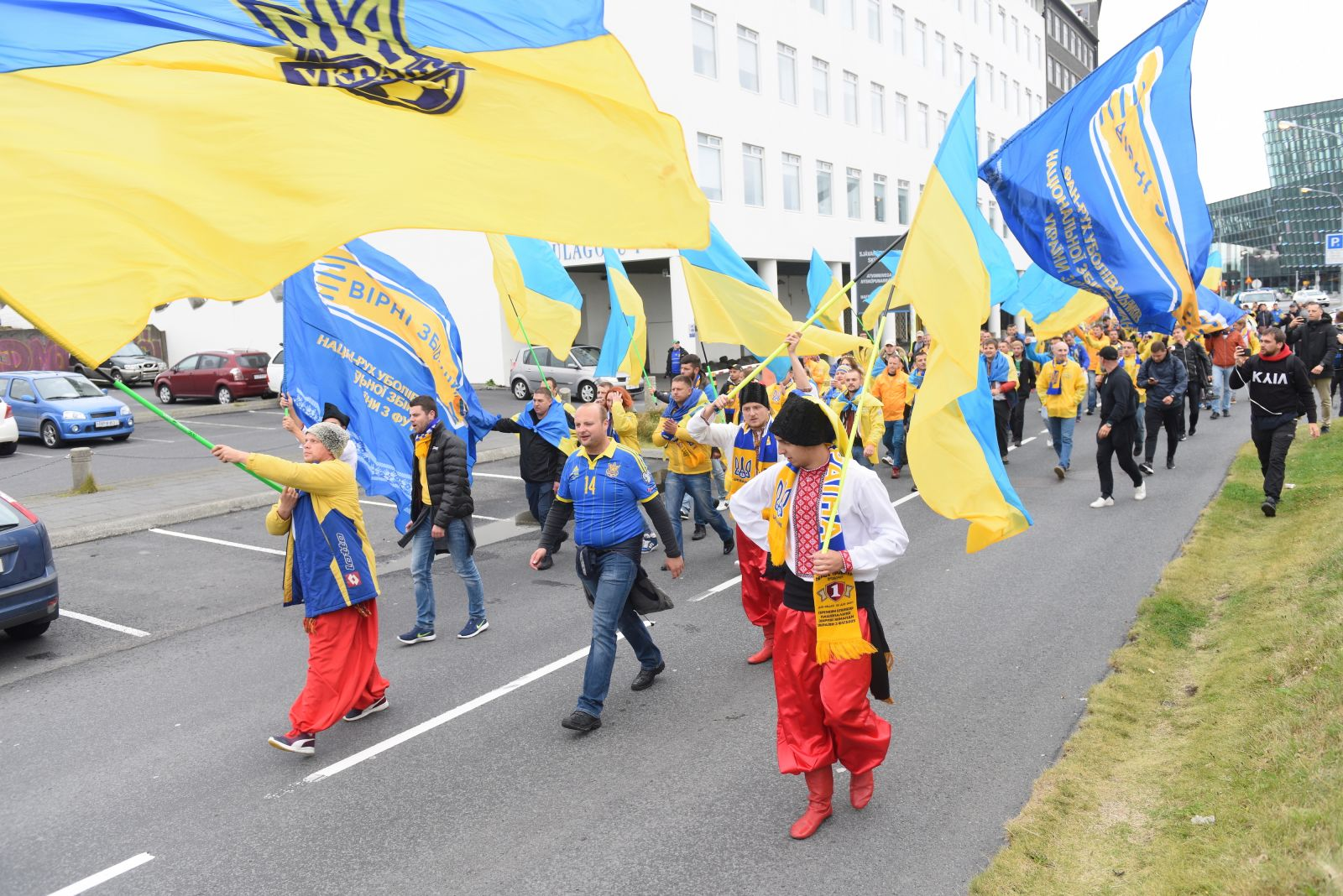 Футболистам сборной Украины обещали премию запобеду наХорватией